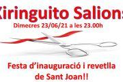 Inauguració Xiringuito