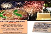 Party of Cala Salionç - San Juan